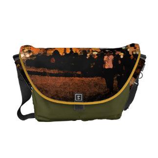 Yellow Church Courier Bag