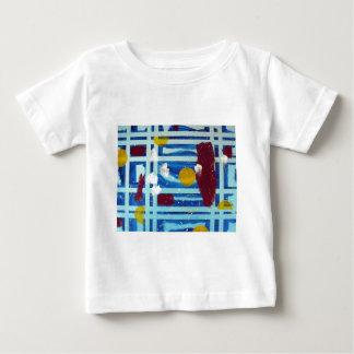 Yellow Circle Baby T-Shirt