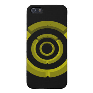 yellow circle covers for iPhone 5