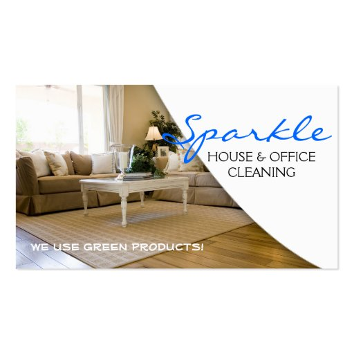 the gallery for gt house cleaning business cards templates