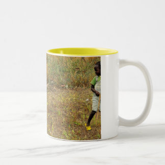 Yellow Clogs Mug