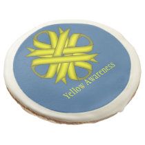 Yellow Clover Ribbon by Kenneth Yoncich Sugar Cookie