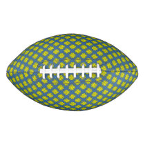 Yellow Clover Ribbon Football