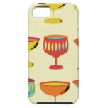 Yellow cocktail time iPhone 5 case