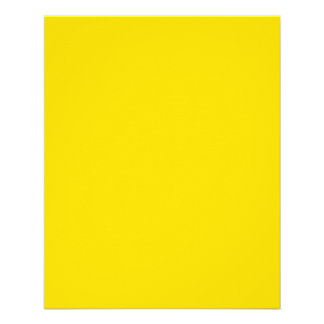 Yellow Color 4.5 x 5.6 Glossy Paper