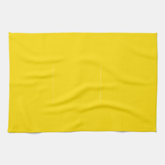 Yellow Color Kitchen Towels