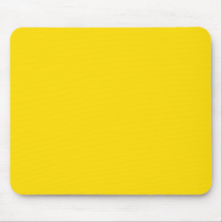Yellow Color Mouse Pad