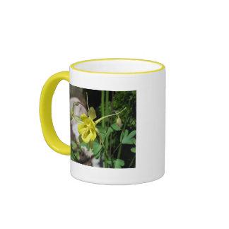 Yellow Columbines Mug
