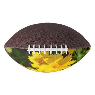 Yellow Coreopsis Football