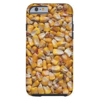 Yellow corn tough iPhone 6 case