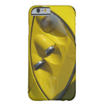 Yellow Corvette Z06 Headlight Close-up iPhone 6 Case