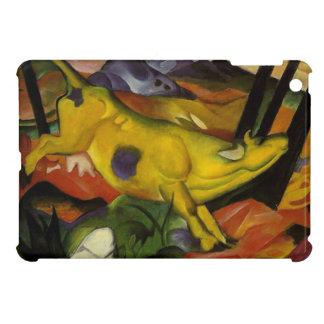 yellow cow iPad mini cases