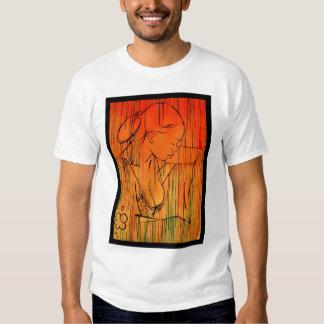 Yellow Creole Rain T-Shirt