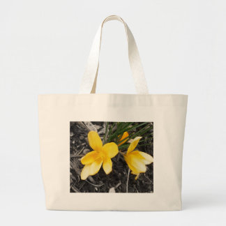 Yellow Crocus Bag