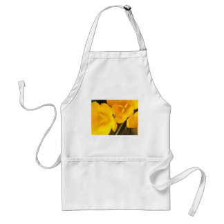 yellow crocus phone and accessorie covers adult apron