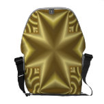 Yellow Cross Courier Bags