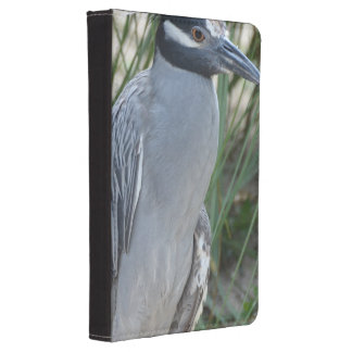 Yellow Crowned Night Heron Kindle Touch Case