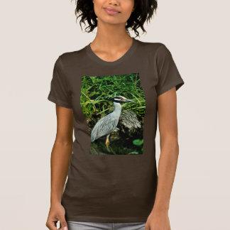 Yellow-crowned Night Heron Tshirt