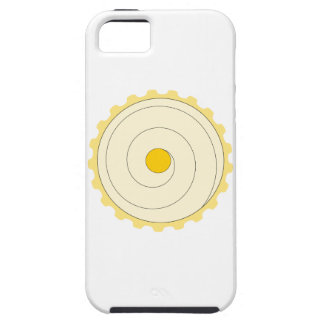 Yellow Cupcake. Iced cake. iPhone SE/5/5s Case
