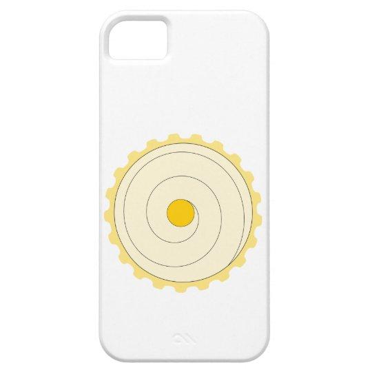 Yellow Cupcake. Iced cake. iPhone SE/5/5s Case