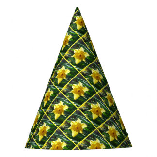Yellow Daffodil 02.3 Party Hat