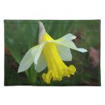 Yellow Daffodil Place Mats