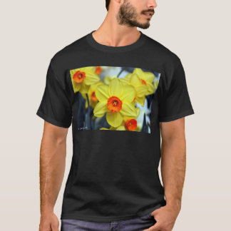 Yellow daffodil T-Shirt