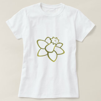 Yellow Daffodil T-Shirt