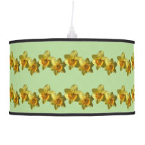 Yellow Daffodils 04.4.g Ceiling Lamp