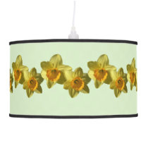 Yellow Daffodils 2.2.3.2 Ceiling Lamp