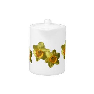 Yellow Daffodils 2.2.3 Teapot