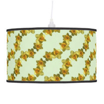 Yellow Daffodils 2.2.P Ceiling Lamp