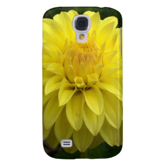 Yellow Dahlia On multiple Products Samsung S4 Case