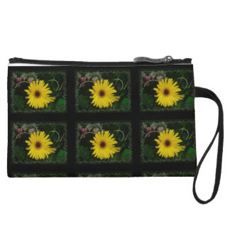 Yellow Daisies Bagettes Bag