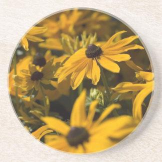Yellow Daisies Coaster