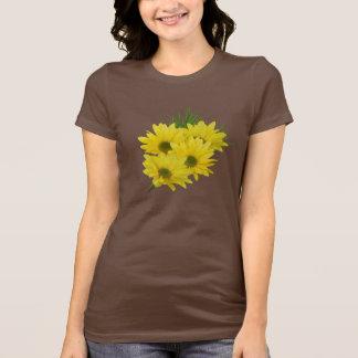 Yellow Daisies Customizable T-Shirt