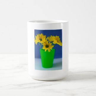 Yellow Daisies Mug