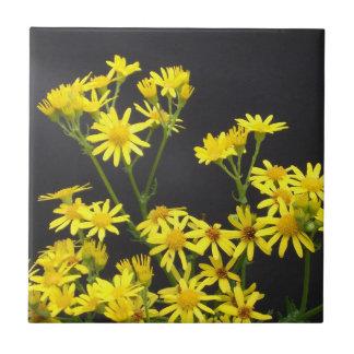 Yellow Daisies Tile