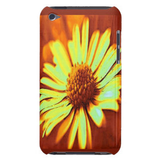 Yellow Daisy Barely There iPod Cover