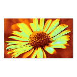 Yellow Daisy Business Cards