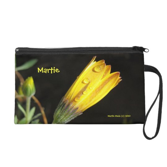 Yellow Daisy - Cell Phone Bag