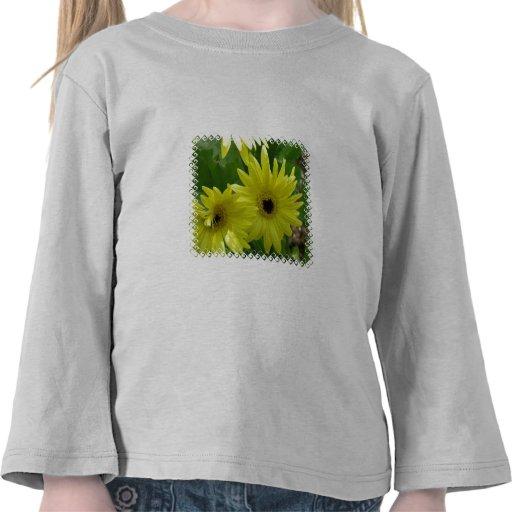 Yellow Daisy Festival Toddler T-Shirt