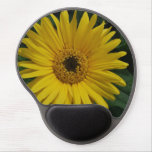 Yellow Daisy Gel Mouse Pad