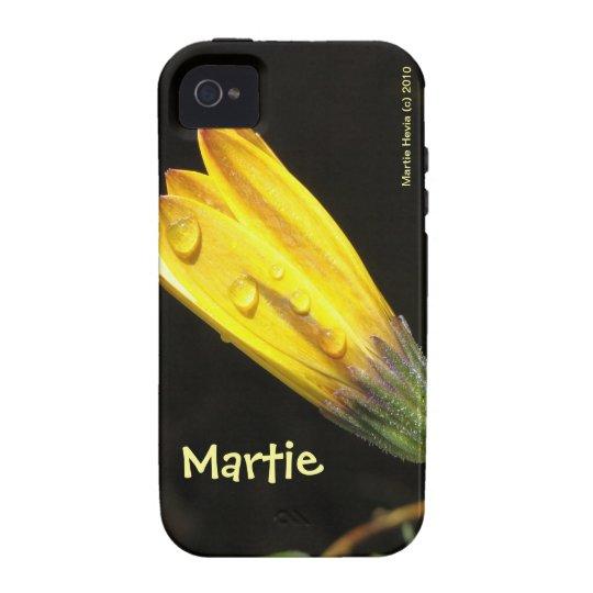 Yellow Daisy - iPhone 4/4S Tough Case