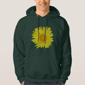 Yellow Daisy (isolated) Pullover