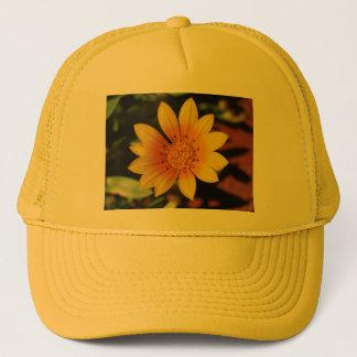 Yellow Daisy Trucker Hat