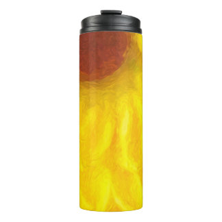 Yellow Daisy Tumbler