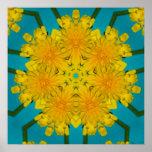 Yellow Dandelion Nov 2012 Print