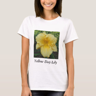 Yellow Day Lily T-Shirt