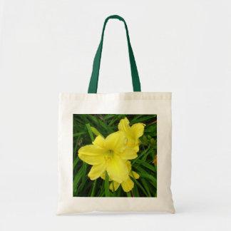 Yellow Daylilies Bag